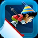 بازی زیبای اسکی سواری در تمامی نقاط Ski Safari v1.3.0