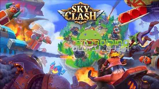 Sky Clash: Lords of Clans 3D - بازی نبرد آسمان: اربابان قبیله