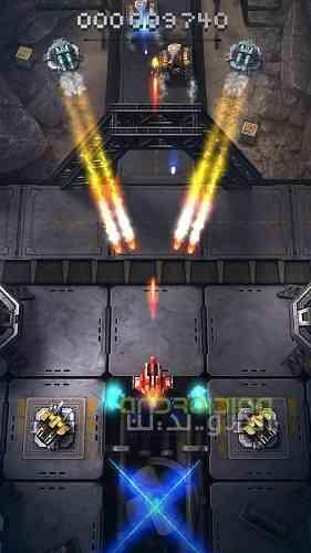 دانلود Sky Force Reloaded 1.82 بازی خارق العاده نیروی آسمان 2016 اندروید 2