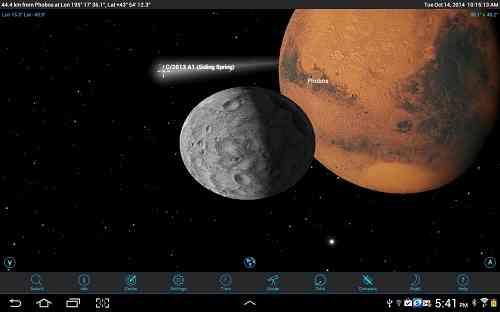 دانلود SkySafari 4 Pro 4.0.5 برنامه نجوم اسکای سافاری 4 2