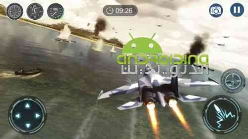 Skyward War - Mobile Thunder Aircraft Battle Games - بازی جنگ نگهبان آسمان