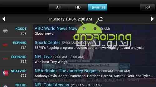 دانلود SlingPlayer for Phones & Tablet 2.13.1 پلیر حرفه ای اندروید 2