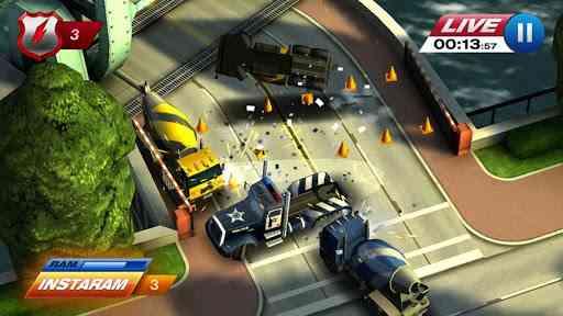 Smash Cops Heat | بازی تعقیب و گریز