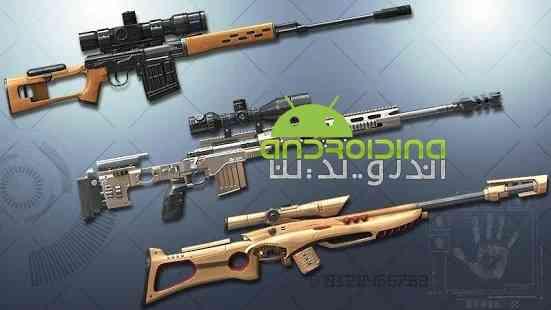 Sniper Shot 3D: Call of Snipers - بازی گلوله تک تیرانداز: احضار تک تیراندازان