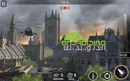 دانلود Sniper Strike : Special Ops 1.802 بازی انلاین شلیک تک تیرانداز: عملیات ویژه اندروید 1
