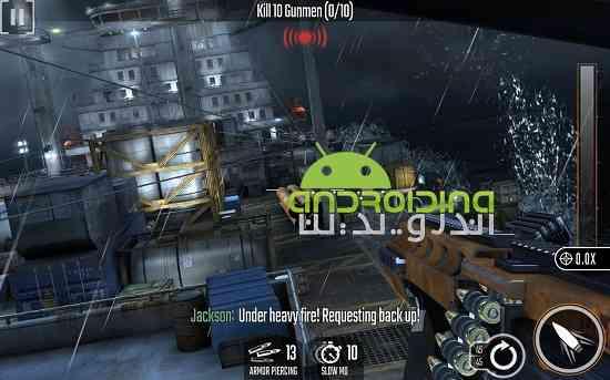 دانلود Sniper Strike : Special Ops 1.802 بازی انلاین شلیک تک تیرانداز: عملیات ویژه اندروید 3