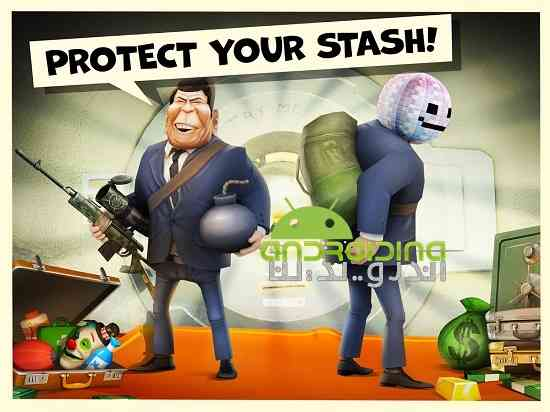 Snipers vs Thieves - بازی اکشن تک تیرانداز در مقابل دزدان