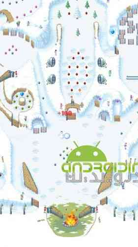 Snowball - بازی سرگرم کننده تفننی گلوله برفی