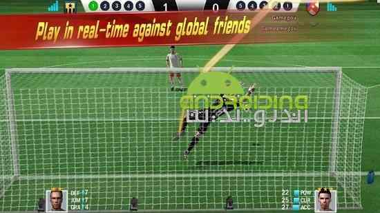 دانلود Soccer Shootout 0.8.6 بازی ضربه های فوتبالی اندروید 2