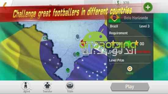 دانلود Soccer Shootout 0.8.6 بازی ضربه های فوتبالی اندروید 3