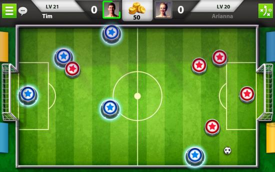 دانلود Soccer Stars 3.6.2 بازی انلاین ستاره های فوتبال انگشتی 1