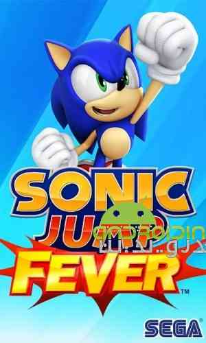 Sonic Jump Fever - بازی اکشن سونیک پرش هیجان انگیز