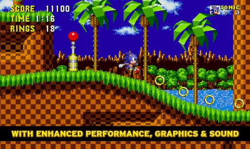 Sonic The Hedgehog - بازی انلاین سونیک اندروید