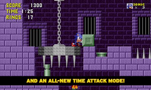 دانلود Sonic The Hedgehog 3.2.5 بازی انلاین سونیک اندروید 1