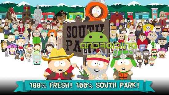 South Park: Phone Destroyer - بازی جنوب پارک: تلفن ویرانگر