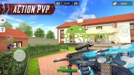 Critical Battle Strike Online FPS