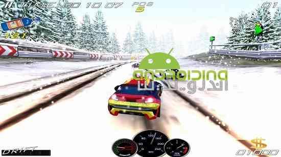 Speed Racing Ultimate 4 - بازی مسابقه نهایی سرعت 4