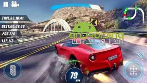 Speedway Drifting – Asphalt Car Racing - بازی دریفت در مسیر سریع - مسابقت ماشین های خیابانی