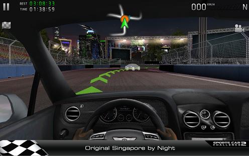 دانلود Sports Car Challenge 2 v1.3 رقابت ماشین های اسپورت 2
