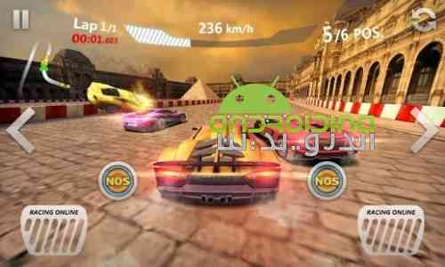Sports Car Racing - بازی مسابقات سوپرخودروها
