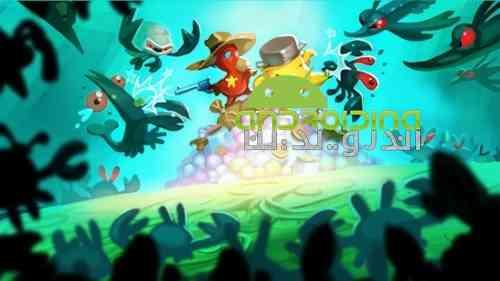 Squids Odyssey - بازی ماجراجویی ماهی مرکب ادیسه