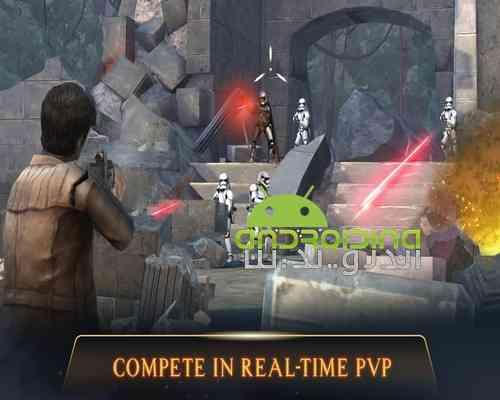 """دانلود Star Wars: Rivals 5.0.0 بازی """"جنگ ستارگان:رقبا"""" برای اندروید 2"""