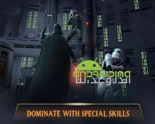 """دانلود Star Wars: Rivals 5.0.0 بازی """"جنگ ستارگان:رقبا"""" برای اندروید 3"""