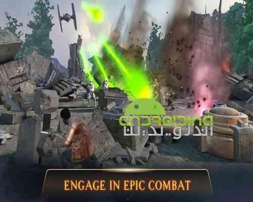 """دانلود Star Wars: Rivals 5.0.0 بازی """"جنگ ستارگان:رقبا"""" برای اندروید 4"""