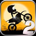 دانلود Stick Stunt Biker 2 v2.0 بازی موتور سواری فانتزی