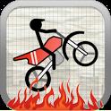 دانلود Stick Stunt Biker v5.1 بازی موتور سواری فانتزی
