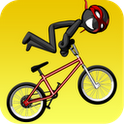 بازی مسابقه بزرگ دوچرخه سواری StickMan BMX Stunts Bike v1.2.2