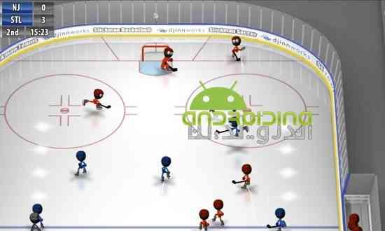 Stickman Ice Hockey - بازی هاکی روی یخ استیکمن