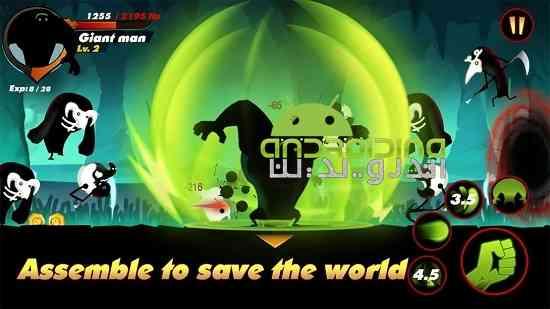 Stickman Legend – Shadow Revenge - بازی افسانه استیکمن - انتقام سایه