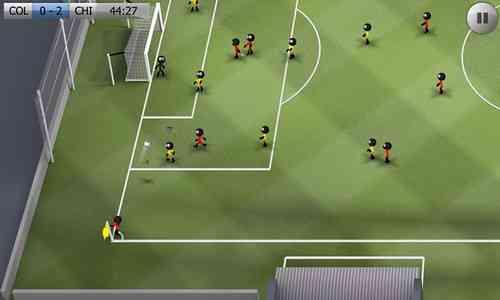 دانلود Stickman Soccer 2.6 بازی فوتبال بسیار زیبا