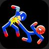 Stickman Warriors Fight Battle