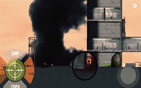 دانلود Stickman Battlefields 2.1.1 بازی ادم چوبی : میدان جنگ 1