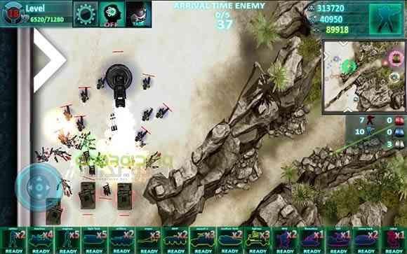 دانلود Strategy of War 2.4.2 بازی استراتژی جنگ 1