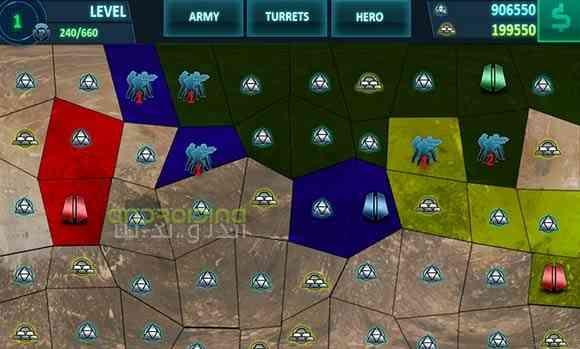 دانلود Strategy of War 2.4.2 بازی استراتژی جنگ 2