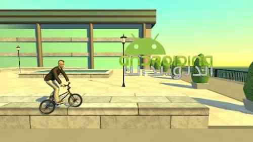 Street Lines: BMX - بازی ورزشی خطوط خیابان