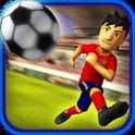 بازی فوتبال برای بازی های Euro 2012 با گرافیک 3 بعدی Striker Soccer Eurocup 2012 v1.6.1
