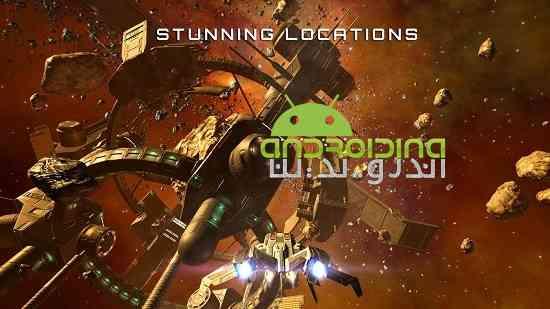 Subdivision Infinity - بازی فضای بی نهایت