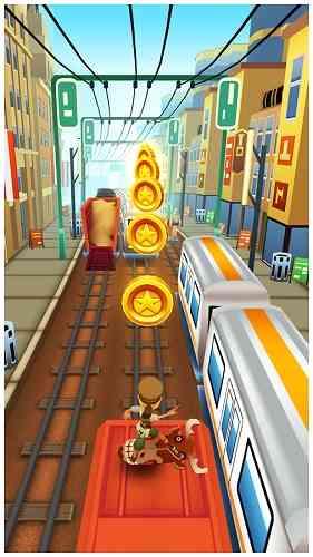 دانلود Subway Surfers 1.79.1 بازی گرافیکی و هیجان انگیز اندروید 3