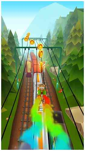 دانلود Subway Surfers 1.79.1 بازی گرافیکی و هیجان انگیز اندروید 1