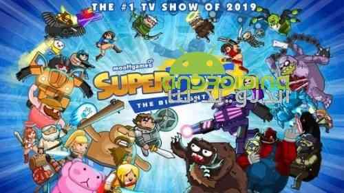 Super Boys - The Big Fight - بازی اکشن پسران فوق العاده - مبارزه بزرگ
