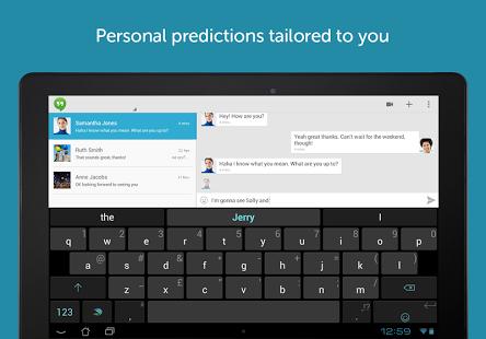 SwiftKey Keyboard | بهترین کیبورد اندروید با پشتیبانی از زبان فارسی به همراه Free Emoji