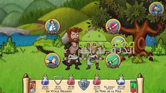 Swords and Sandals Medieval - بازی شمشیر و صندل قرون وسطی
