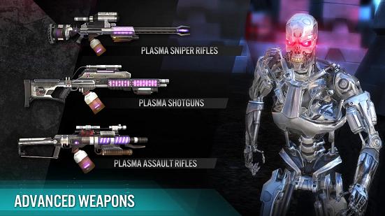 دانلود Terminator Genisys Revolution 3.0.0 بازی اکشن نابودگر اندروید 2