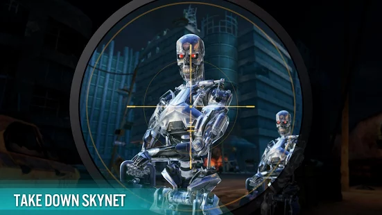 دانلود Terminator Genisys Revolution 3.0.0 بازی اکشن نابودگر اندروید 1