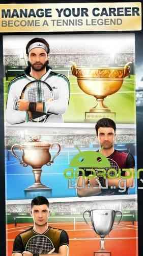 TOP SEED – Tennis Manager - بازی بازیکن عالی - مدیر تنیس