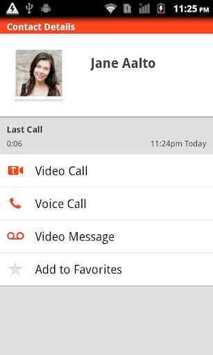 Tango Video Calls - تماس صوتی و تصویری رایگان